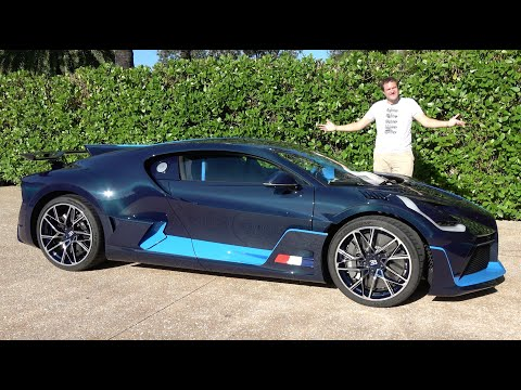 The Bugatti Divo Is the $8 Million Ultimate Hypercar