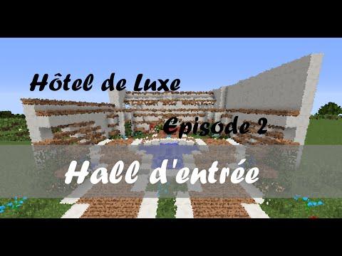 comment construire un hall d'entrée