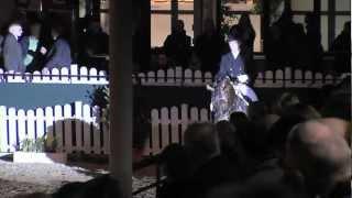 Gut Neuenhof Florenciano Hengstschau Münster-Handorf 28.02.2012 - YouTube