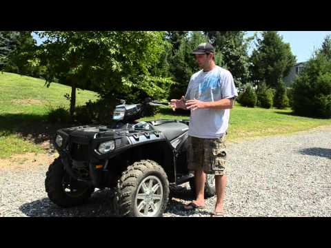 ATV Review: Polaris Sportsman 550