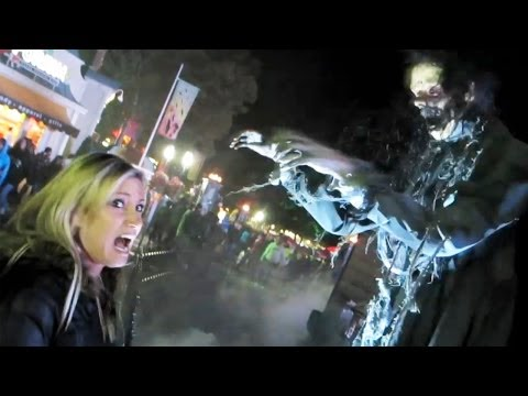 Fright - Zombie Pizza Prank - http://bit.ly/168gRGY Dope Fresh Nation T-Shirts - http://PrankvsPrankGear.com