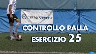 ESERCIZIO 25 - LIVELLO EASY - CONTROLLO DEL PALLONE