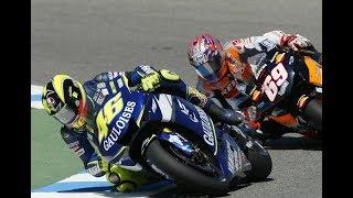 Video Valentino Rossi vs Nicky Hayden MotoGP Philips Island 2005 MP3, 3GP, MP4, WEBM, AVI, FLV September 2018