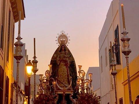 Procesión Esperanza de La Redondela en sus Fiestas Patronales 2019