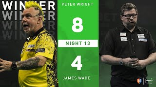"""Peter Wright: """"I feel so alive with the fans back, I believe I can beat all of these players"""""""