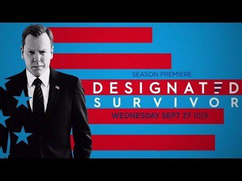 Designated Survivor Season 2 (Teaser)