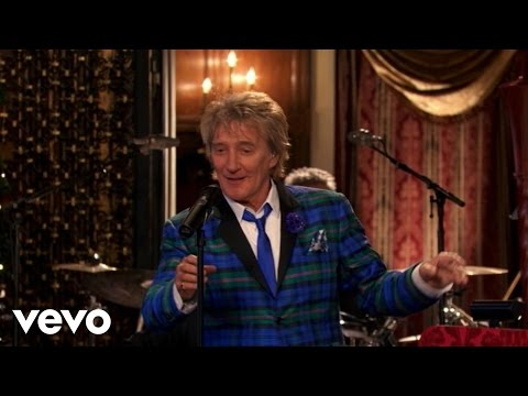 Tekst piosenki Rod Stewart - Let It Snow! Let It Snow! Let It Snow! po polsku