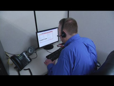 Local call center offers job opportunities for the visually impaired