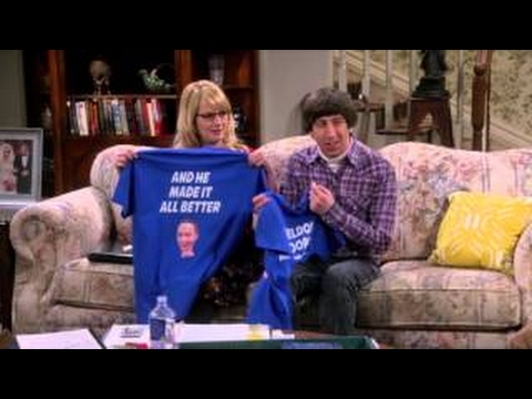 The Big Bang Theory - 9x13 - Sheldon Cooper Apology Tour 2016 - All Scenes
