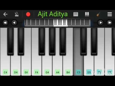 Video Karma Theme(song)mobile piano tutorial download in MP3, 3GP, MP4, WEBM, AVI, FLV January 2017