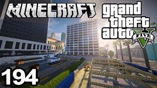 GTA 5 in Minecraft #194 | CHURCH & AMAZING DETAILS