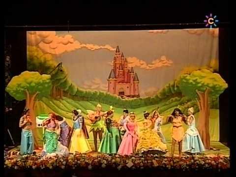 Chirigota - Las Muchachas del Congelao \ Actuación Completa en la FINAL \ Carnaval 2009
