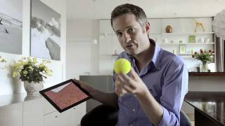 Exclusive Preview on iOS 5 - iPad Zauberer Simon Pierro [subtitled]