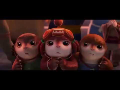 КАРАТЕ КРОЛИК ! Лучшие детские мультики 2017 в хорошем качестве (видео)