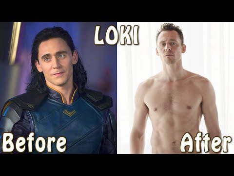 Thor: Ragnarok Cast ★ Before And After