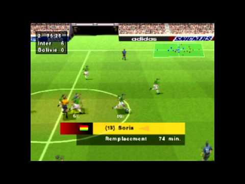 fifa coupe du monde 98 playstation