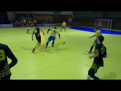 FUTSAL Team Straník - 1. FC Rozsutec 9:5