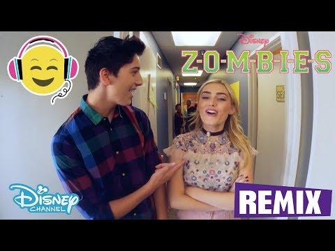 Z-O-M-B-I-E-S | Someday REMIX ft. Addison and Zedd 🎤 | Disney Channel UK