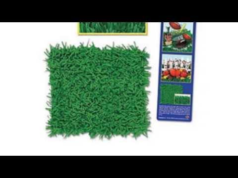 Video Pkgd Tissue Grass Mats now online at YouTube