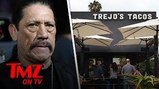 Danny Trejo Calls Out Harvey Levin   TMZ TV