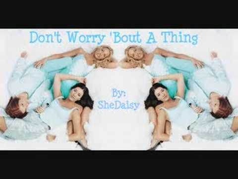 Don't Worry 'Bout a Thing by SheDaisy w/ Lyrics