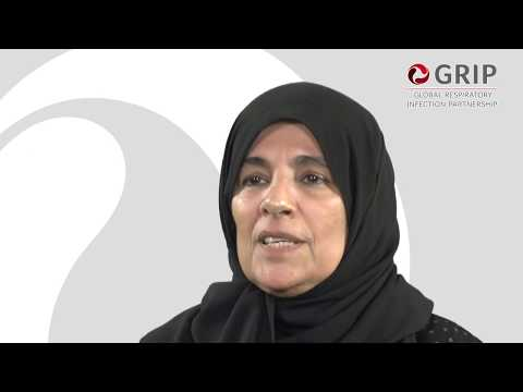 GRIP 2019 interview with Dr Mariam Galadari