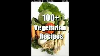 100+ Vegetarian Recipes Free YouTube video