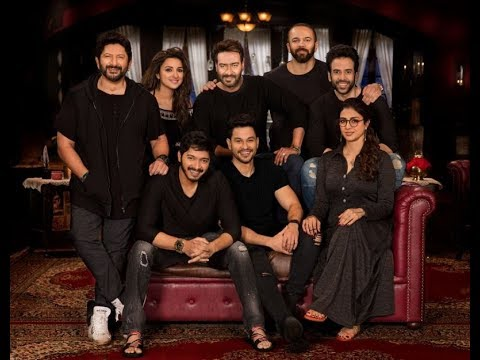 Golmaal Again Crosses 200 Crores At The Box-Office