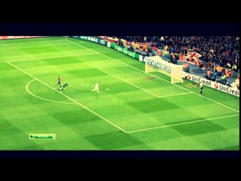 Лига Чемпионов 2011 12 Барселона 2 2 Челси Торес Фернандо