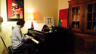Publicité IPhone 5 - Piano Cover By Anthony BRONNER