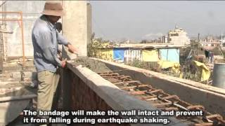 Earthquake Safe Building Practices in Nepal: Video Toolkit (Episode 7)