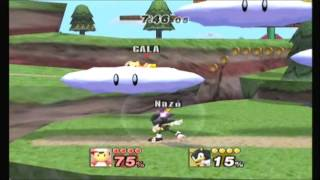 Kind of long, but fighting Sonic with Ness is nerve-wracking!