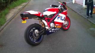 9. Ducati 999 R Laconi réplica