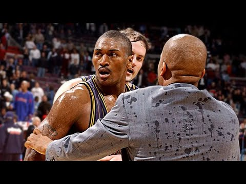 The Most SAVAGE NBA Fights of All Time
