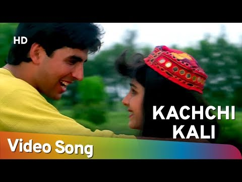Video Kachchi Kali Kachnar Ki - Akshay Kumar - Ayesha Jhulka - Waqt Hamara Hai - Bollywood Songs - Asha download in MP3, 3GP, MP4, WEBM, AVI, FLV January 2017