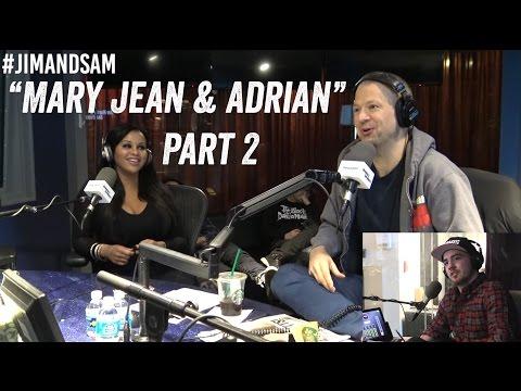 Mary Jean - Adrian & Mary Jean's Rendezvous Part 2 - Jim Norton & Sam Roberts (видео)
