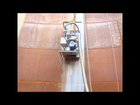 Granalladoras Portátiles Circuito Cerrado por Turbina para Pisos y Paredes de Acero o Concreto