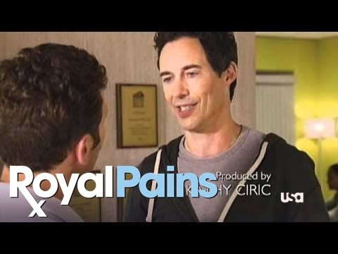 Royal Pains 3.13 (Clip 3)