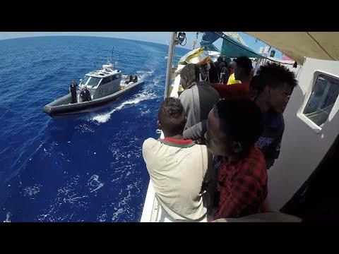 Ισπανία: Διάσωση 768 μεταναστών από τη θάλασσα μέσα σε μια μέρα…