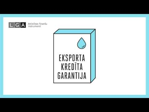 LGA Eksporta kredīta garantija