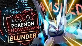 GETTING WASHED WITH KYUREM-B AND BLUNDER! Pokemon Sword and Shield! Pokemon Showdown Live by PokeaimMD