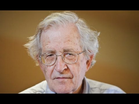 THROWBACK: Chomsky - The 'Invisible Hand' Is A Myth