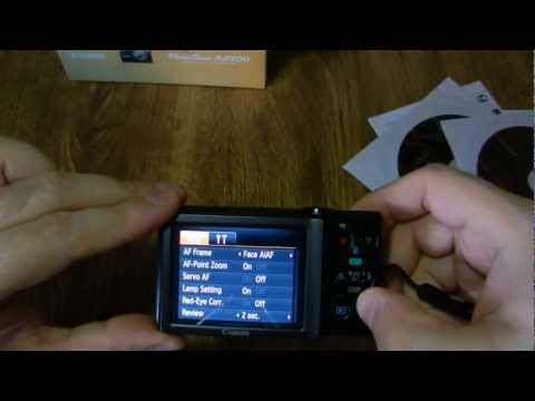 Сanon Powershot A2300 Review Canon Powershot A2300