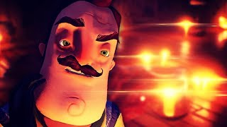 WHAT'S IN THE BASEMENT!? | Hello Neighbor (Full Release) #4