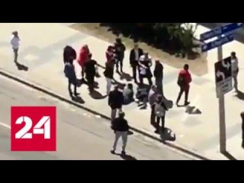 В Торонто грузовик раздавил толпу людей - Россия 24 (видео)