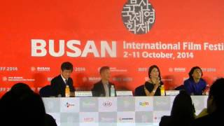 Nonton Gangster Pay Day Press Conference Greetings   2014 Busan Int L Film Festival   Meniscus Magazine Film Subtitle Indonesia Streaming Movie Download