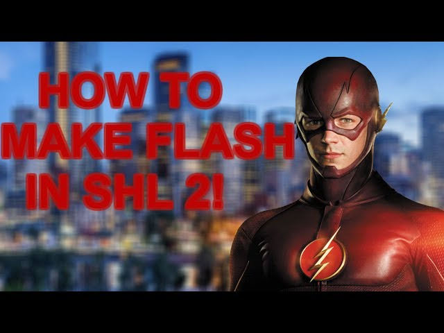 How-to-make-the-flash