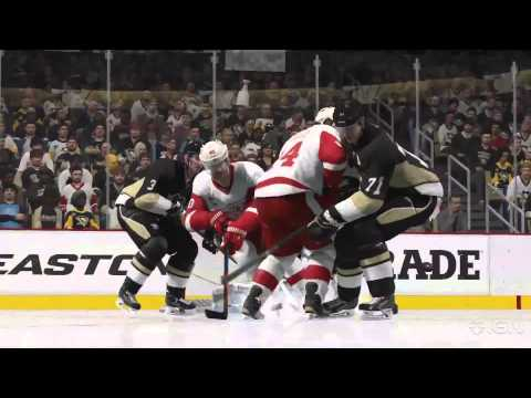 NHL 15 - True Hockey Physics Gameplay Trailer
