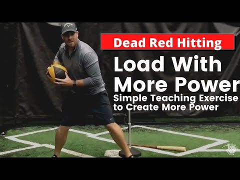 Load Like Nolan Arenado With This Baseball Hitting Drill