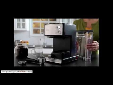 Mr.Coffe Cafe Barista - Coffee Espresso Maker
